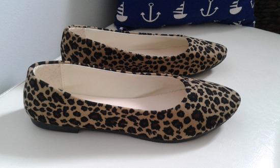 Balerinke z leopardjim vzorcem