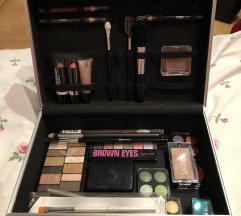 Cel makeup kovček