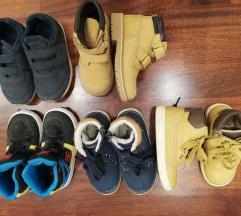 Zimski otroški čevlji št 25