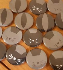 Reflektingz - kresničke, odsevnik, mačje oči
