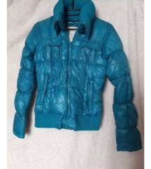 BERSHKA bunda / toplejša jakna