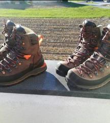 Gorniški čevlji za pol avtomatske dereze Alpina