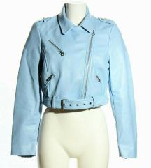 Zara baby blue jakna št.L/40