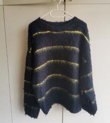 Volnen pulover WILD HONEY