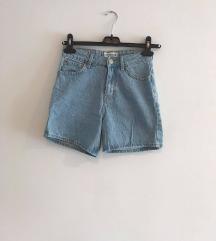 Jeans retro kratke hlače
