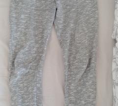 Sive športne hlače/trenirka