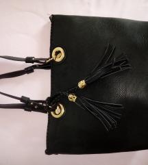 AKCIJA črna torbica