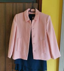 Zara NOVA roza jakna