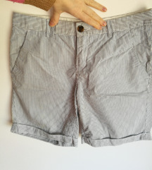 H&M Kratke hlače mornarske