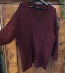 Pleten pulover