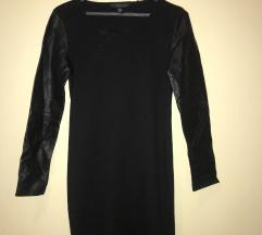 Mini črna oblekca
