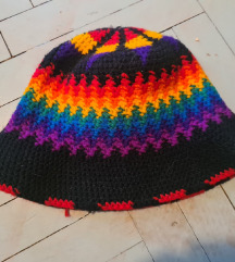 Ženski senčni klobuk št. 55, nenošen