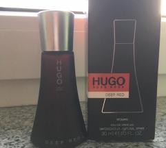 Hugo boss deep red, original, 20ml