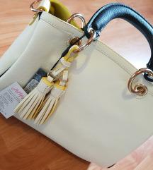 Allegria nova torbica z etiketo