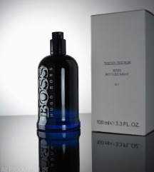 Parfum Hugo Boss Bottled Night 100ml