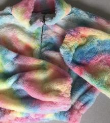 Crop top pulover