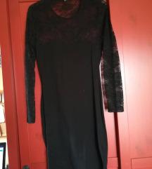 Čipkasta oprijeta oblekca