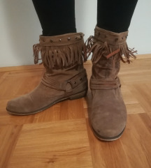 Kavbojski škornji z resicami - številka 37