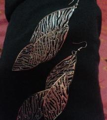Novi viseči uhani ❤️