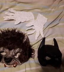 Pust maske