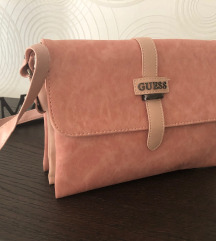 GUESS umazano roza torbica