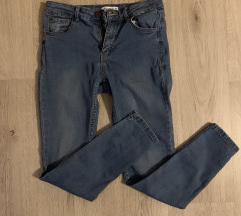 Pull&Bear skinny mid waist
