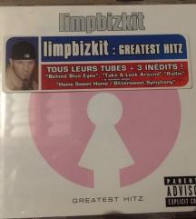 CD Limp Bizkit