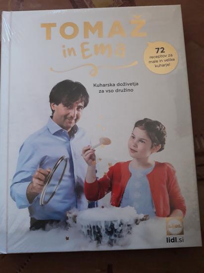 kuharska knjiga Tomaž in Ema