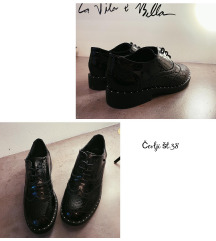 Ženski usnjeni čevlji