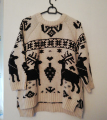 H&M božični pulover