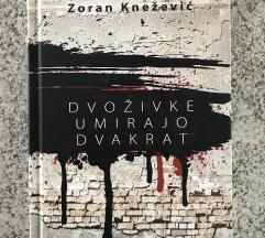 Knjiga: Dvoživke umirajo dvakrat