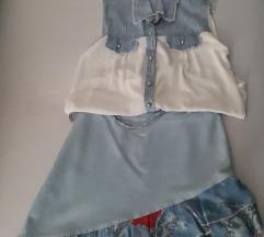 Krilo + srajca