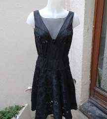 Nova crna obleka Nina Ricci,original