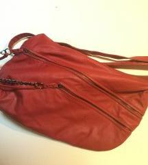 Rdeča velika torba