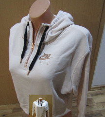 NIKE  original nude / rose-gold baggy hoody