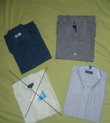 L nove Moške srajce