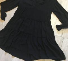 Moderna crna tunika