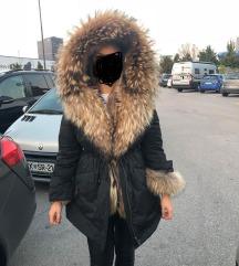 AKCIJA!! Zimska jakna s krznom