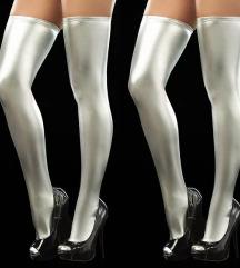 Srebrne nogavicke