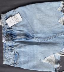 NOVA ZARA jeans kiklca