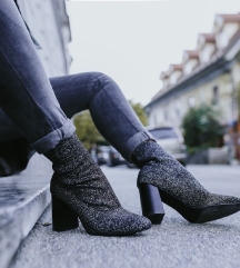 Sock boots / gležnarji