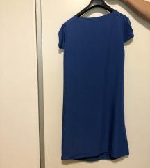 Modra obleka