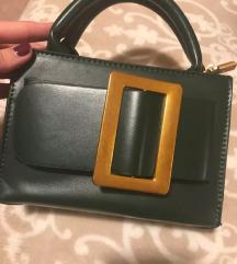 Ženska torbica s sponko