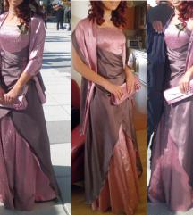 Svečana dolga obleka