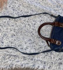 Benetton mini jeans torbica