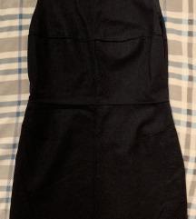 *AKCIJA* Črna obleka št. S/M