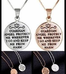 2x Angelski amulet