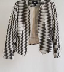 H&M blazer suknjič iz tvida