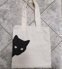 Unikatna torbica 🐱