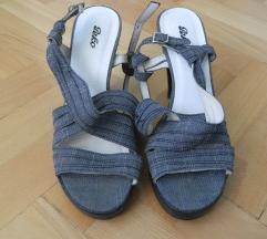 Ženski čevlji s peto